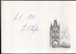 PF 1968 - P. Hykeš, podpis