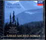 CD - Kirsten Flagstad - Great sacred songs