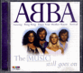 CD - ABBA - The Music still goes on