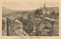 Hrubá Skála - pohled na zámek