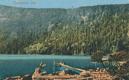 Černé jezero - Schwarzer See