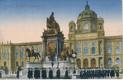 Wien Maria - Theresien - Denkmal