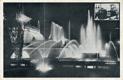 Sletová fontána v Praze 1932
