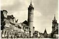 Domažlice - Stalingradské náměstí