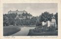 Karlovy Vary - Hotel Imperial a Bethovenův pomník