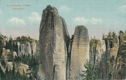 Adršpašské skály - Adersbacher Felsen