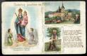 Srdečný pozdrav ze Křtin - Zázračný obraz Rodičky Boží