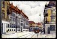 Mor. Ostrava - Nádražní třída s Živnobankou - Mahr. Ostrau