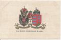 Offizielle karte Für: Rotes Kreuz Nr. 287
