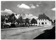 Nové Město pod Smrkem - Náměstí s Dělnickým domem