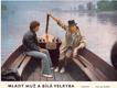 Filmové fotografie - Mladý muž a bílá velryba č.9