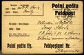 Polní pošta - Feldpost