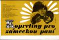 Filmový plakát - Kopretiny pro zámeckou paní