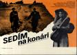 Filmový plakát - Sedím na konári - režie Juraj Jakubisko