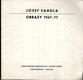 Josef Sahula - obrazy 1967-77