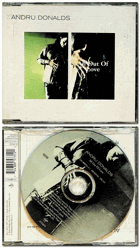 CD - Maxi Single - Andru Donalds - All Out Of Love