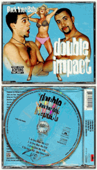CD - Maxi Single - Double Impact - Rock Your Baby