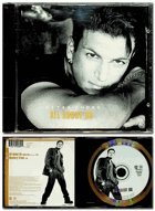 CD - Maxi Single - Peter Andre - All Abbout Us