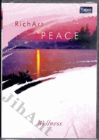 DVD - RichArt PEACE - NEROZBALENO !