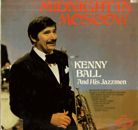 LP - Kenny Ball And His Jazzmen - Midnight In Moscow