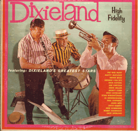 LP - Dixieland Greatest Hits