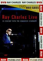 DVD - Ray Charles Live