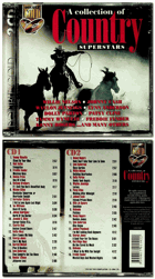 2 CD - Country Superstar