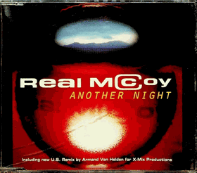 CD - Real MCoy - Another Night