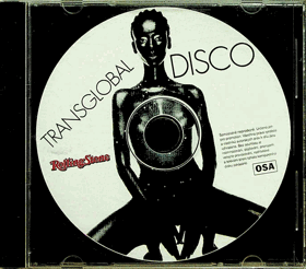CD - Transglobal Disco