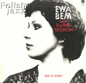 LP -  Ewa Bem With Swing Session - Be A Man