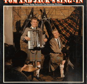 LP - Tom And Jack´s Sing-In