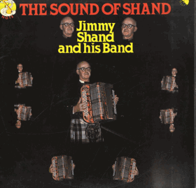LP -  Jimmy Shand And His Band ‎– The Sound Of Shand