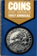 Coins And Medals 1967 - Annual
