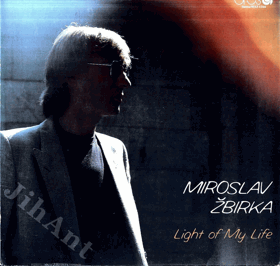 LP - Miroslav Žbirka - Light of My life