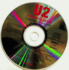 CD - U - A Tribute Collection - Cover
