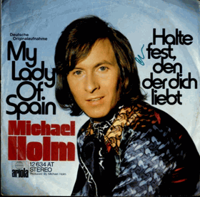 SP - Michael Holm - My Lady of Spain, ...