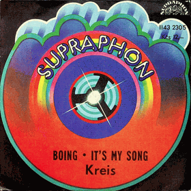 SP - Kreis - Boing, It's my Song
