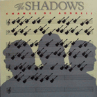 LP - The Shadows ‎– Change Of Address