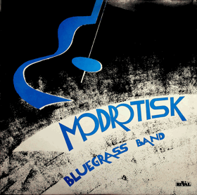 LP - Modrotisk - Bluegrass Band