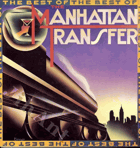 LP - The Best Of The Manhattan Transfer