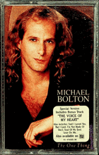 MC - Michael Bolton - The One Thing