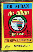 MC - Dr. Alban - The Album