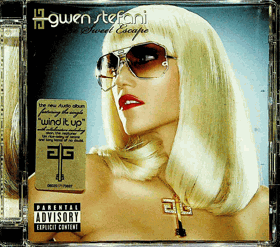CD - Gwen Stefani - The Sweet Escape