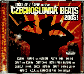 CD - Czechoslovak Beats 2005 !