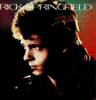 LP - Rick Springfield - Hard to Hold