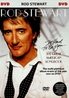 DVD - Rod Stewart - The Great American Songbook