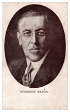 Woodrow Wilson (pohled)