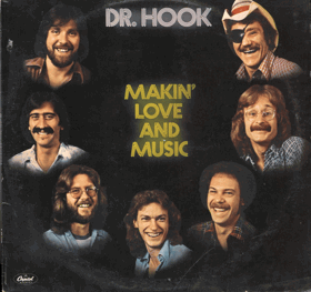 LP - Dr. HOOK - Makin´Love And Music