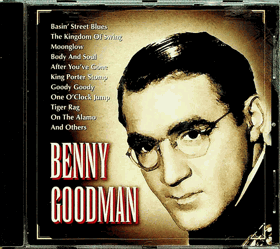 CD - Benny Goodman a His Orchestra