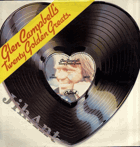 LP - Glen Campbell´s - Twenty Golden Greatest